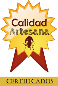 Certificados Calidad Artesana